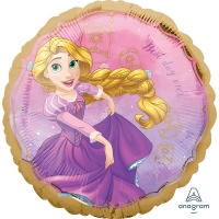 "18"" Rapunzel Once Upon A Time 鋁膜氣球"